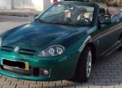 Mg tf versao aniversario gasolina car
