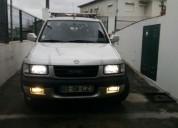 Opel frontera 2 2 dti rs sport troco diesel car