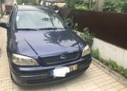 Opel astra caravan 1 4i de 2001 bom estado gasolina car