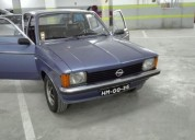 Opel kadett c gasolina car