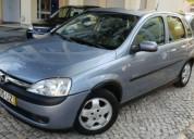 Opel corsa c 1 2 16v elegance a c gasolina car