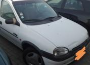 Opel corsa gasolina car