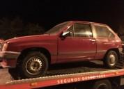 Opel corsa a 1988 acidentado gasolina car