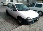 Opel corsa 1 0 gasolina car