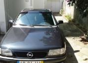 Opel astra gasolina car