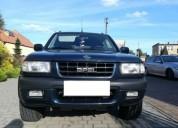 Opel frontera 5 portas diesel car