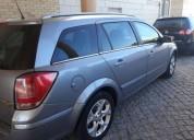 Opel astra diesel car