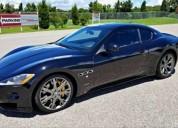 Maserati granturismo 4 7s v8 gasolina car