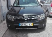 Dacia duster prestige diesel car
