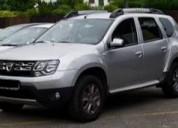 Dacia duster diesel car