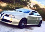Alfa romeo gt jtdm diesel car