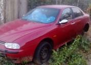 Vendo alfa romeo 156 2 car