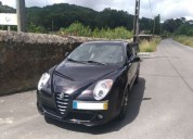 Alfa romeo mito 1 4 t jet distinctive gpl gasolina car