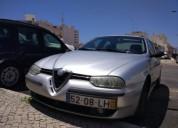 alfa romeo 156 1 6 ts sport momo gasolina car
