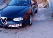 alfa romeo 156 gasolina car