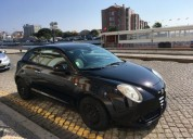 alfa romeu mito diesel car