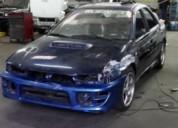 Subaru impreza gt 99 para pecas car