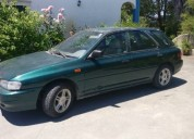 Subaru impreza wagon gasolina car