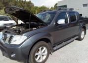 Nissan navarra d40 cx automatica diesel car
