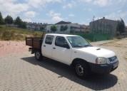 Nissan pick up navarra d22 diesel car