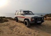 Nissan patrol y60 gr 91 longo mecanica impecavel todo de origem diesel car