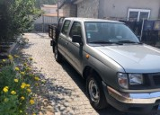Nissan pick up d22 de 99 car
