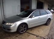 Mazda 6 mzr cd 2 0 sport diesel car