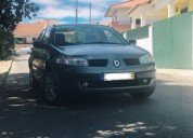 Renault megane ii diesel car