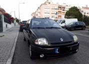 Renault clio 1 2 1999 gasolina car