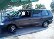 Renault espace diesel car