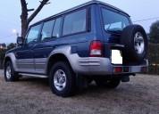 Hyundai galloper 7 lugares ano 2000 diesel car