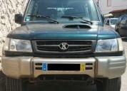Hyundai galloper 2 5 7 lugares diesel car
