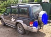 Jipe hyundai galloper 2 4x4 diesel car