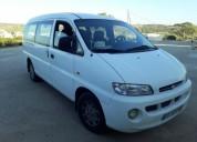 Carrinha hyundai 9 lugates car