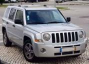 Jeep patriot 2 0 crd limited diesel car