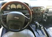 Jeep grand cherokee 2 7 crd overland diesel car