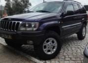 Jeep grand cherokee wj diesel car