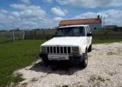 Jeep cherokee xj 2 5td diesel car