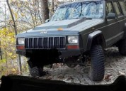 Jeep cherokee xj car