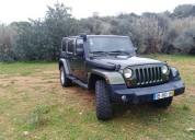 Jeep wrangler sahara diesel car