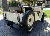 Jeep willys de 1945 car