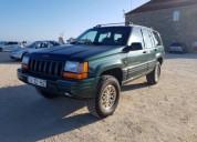 Jeep grand cherokee 2 5 td diesel car