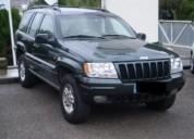 Jeep grand cherokee 3 1 limited quadra drive diesel car