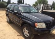 Grand cherokee limited diesel car