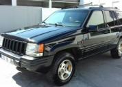 Jeep grand cherokee limited diesel car