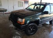 Jeep grand cherokee 2 5td diesel car