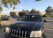Jeep wj 2 7 crd diesel car