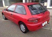 Mitsubishi colt 1 3 gasolina car