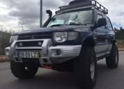 Mitsubishi pajero 2 8 gls abas largas diesel car