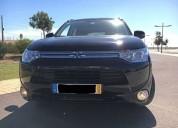 Mitsubishi outlander phev híbrido car